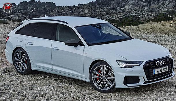 Audi A6 Avant TFSI e Quattro
