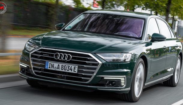 Audi A8 Plug-In Hybrid