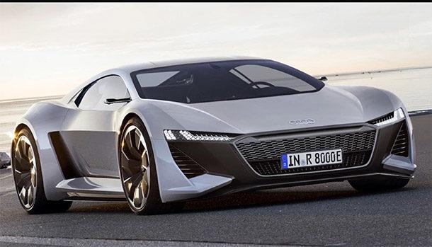 Audi R8 2022