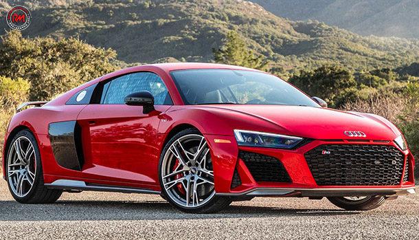 Audi R8 Coupé V10 2020