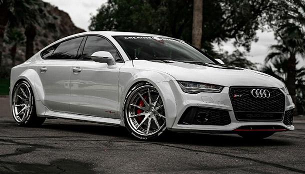 Audi RS7 Sportback - Creative Bespoke