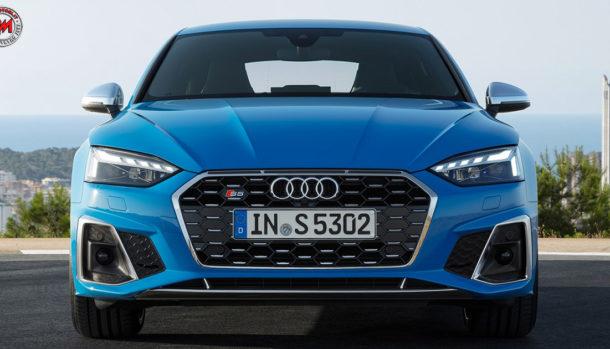 Audi S5 TDI Sportback