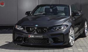 BMW M2 Cabriolet by Lightweight Performance
