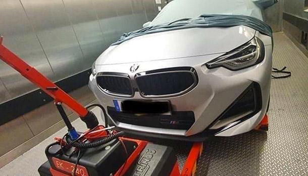 BMW Serie 2 Coupé G42