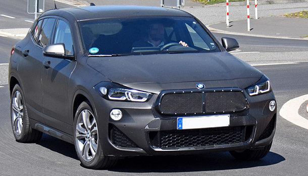 Nuova BMW X2 2021