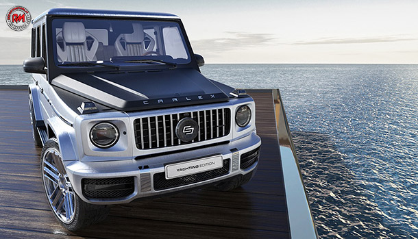 Mercedes-AMG G63 Yachting Edition di Carlex