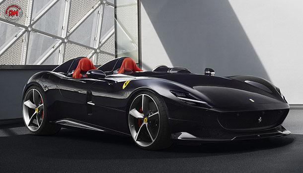 Ferrari SP2 Monza