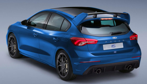 Ford Focus RS 2022