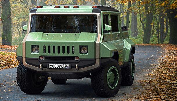 Hummer UAZ