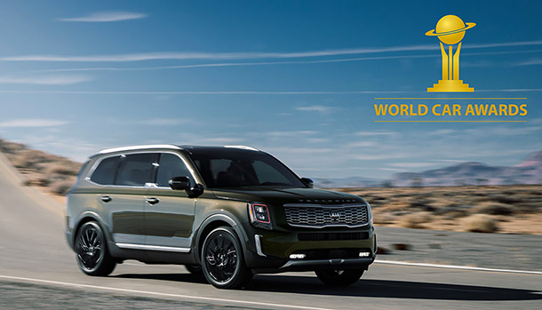 Kia Telluride - World Car of the Year 2020