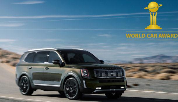 Kia Telluride - World Car of the Year 2020