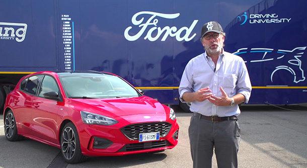Marco Alù Saffi - Direttore Relazioni Esterne Ford Italia