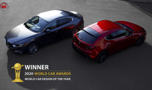 Mazda3 World Car Design of the Year 2020