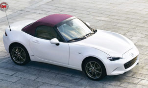 Mazda 100th Anniversary Special Edition