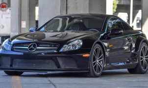 Mercedes-Benz SL65 AMG Black Series