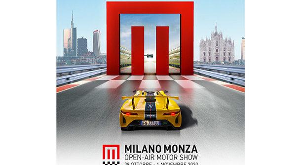 Milano Monza Open-Air Motor Show 2020
