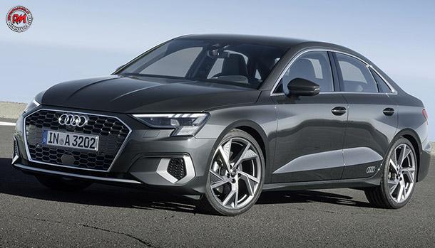 Nuova Audi A3 Sedan
