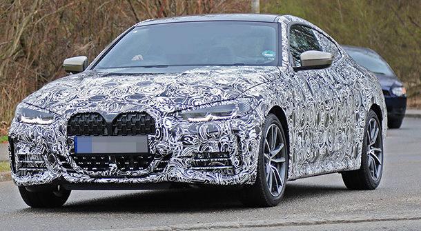 Nuova BMW Serie 4