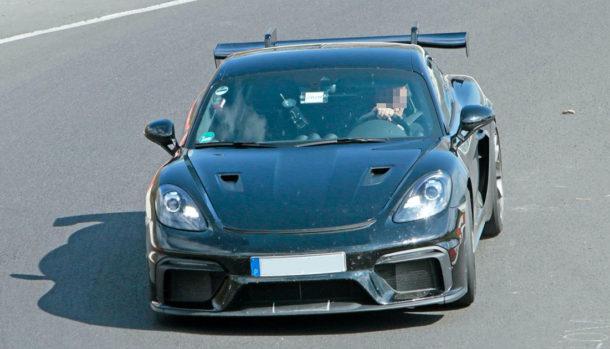 Porsche 718 Cayman GT4 RS