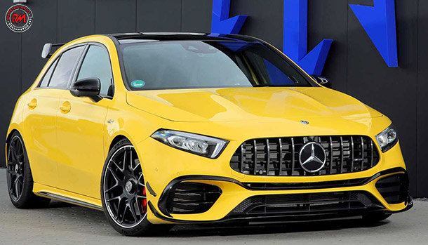 Mercedes-AMG A45 S by Posaidon