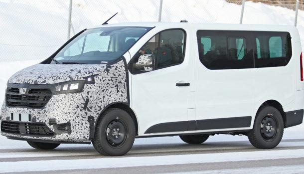 Renault Trafic 2022