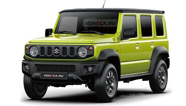 Suzuki Jimny 5 Porte