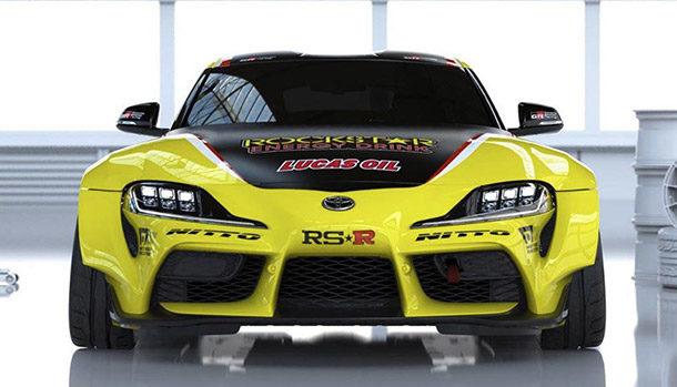 Toyota GR Supra by Papadakis Racing