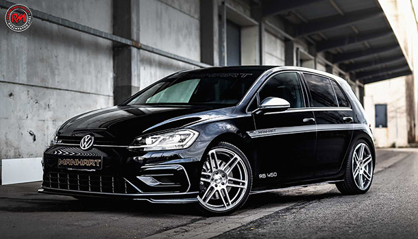 Volkswagen Golf R 450 by Manhart