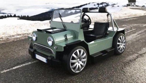 Mini V8 Lazareth