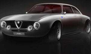 Alfa Romeo Giulia Sprint GT Electric