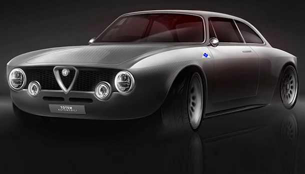 Alfa Romeo Giulia Sprint GT Electric