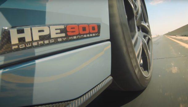 Hennessey Performance Audi R8 V10