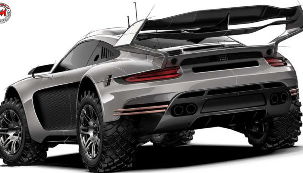 Gemballa Avalanche 4.2 RS