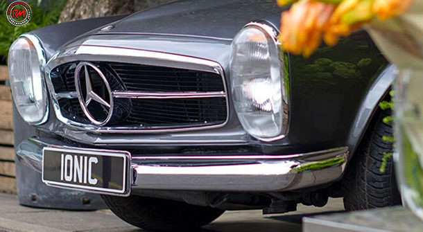 Ionic Cars Mercedes-Benz 280 SL Pagoda