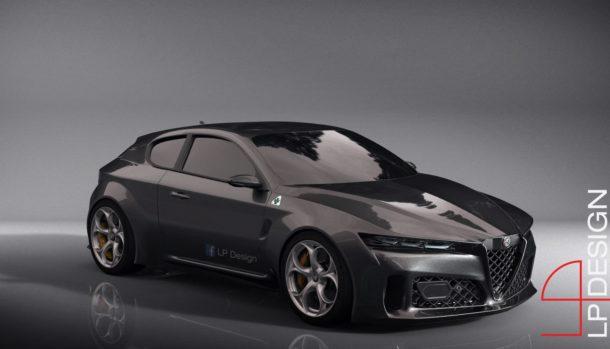 Alfa Romeo Brera V6 - LP Design