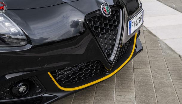 Alfa Romeo Giulietta Carbon Edition