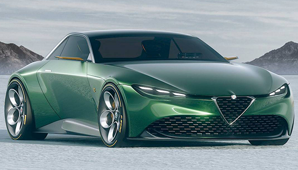Alfa Romeo GT Junior Coupè Zagato