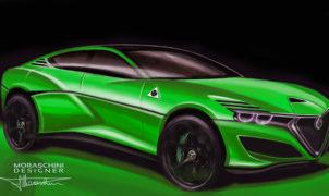 Alfa Romeo Pordoi Quadrifoglio