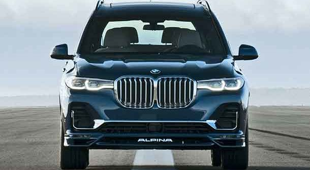 Alpina XB7 2021