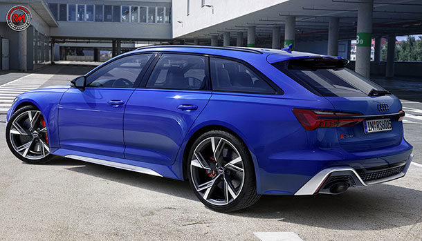 Audi RS 25 years
