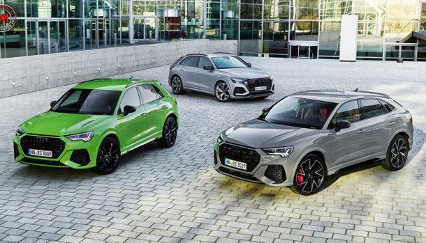 Audi RS - Nurburgring
