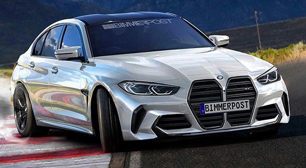BMW M3 2021 G80