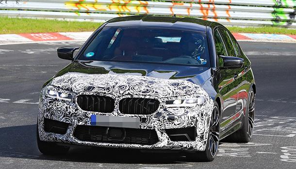 Nuova BMW M5 2021