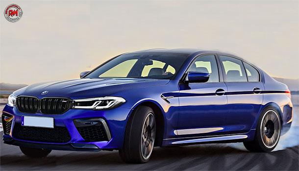 BMW M5 S68 2021