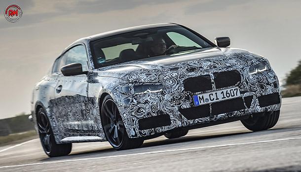 Nuova BMW Serie 4 Model Year 2021