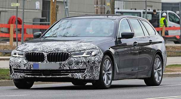 BMW Serie Touring 2021