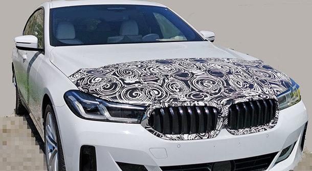 BMW Serie 6 GT 2021