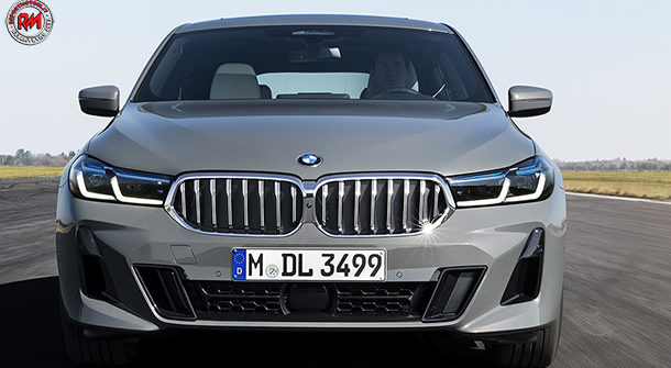 Nuova BMW Serie 6 Gran Turismo 2021