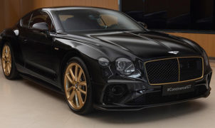Bentley Continental GT Aurum Edition by Mulliner