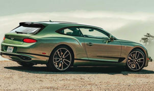 Bentley Flying Star by Touring